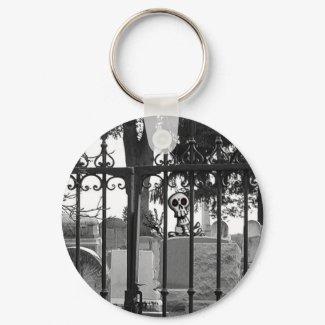 Graveyard Greetings! - Keychain #1 keychain