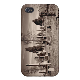 Graveyard iPhone 4/4S Covers