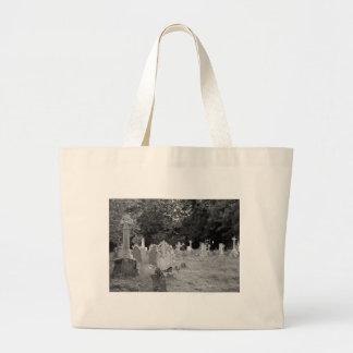 Graveyard Large Tote Bag