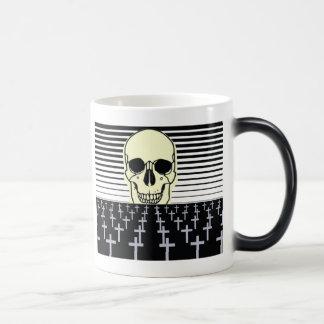 Graveyard of Horror Magic Mug