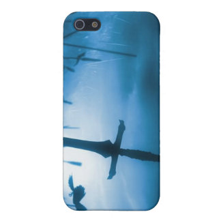 graveyard of swords iPhone SE/5/5s case