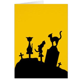 Graveyard Reunion Card