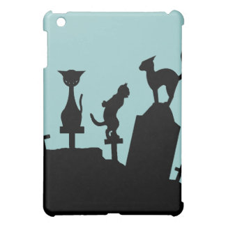 Graveyard Reunion iPad Mini Covers