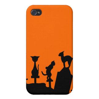 Graveyard Reunion iPhone 4 Covers