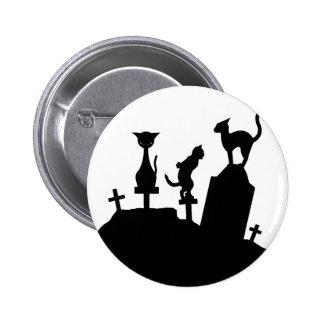 Graveyard Reunion Pinback Button