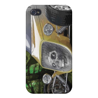 GRAVEYARD SHIFT CASES FOR iPhone 4