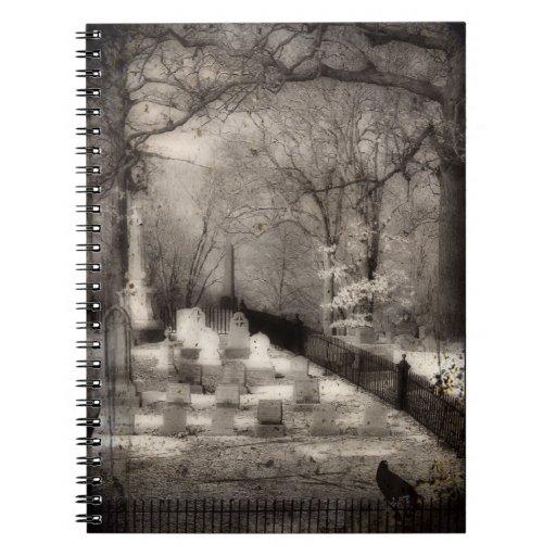 Graveyard Soul Note Book