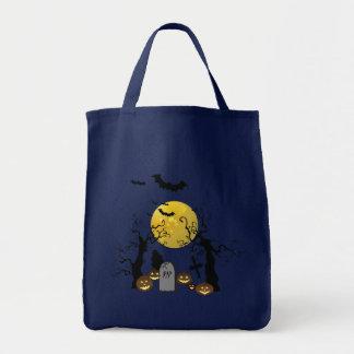 Graveyard Trick or Treat bag