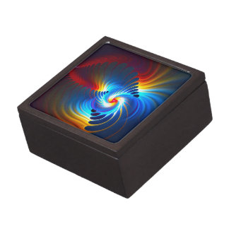Gravitational Blueshift Keepsake Box