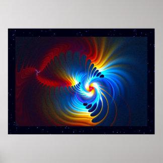 Gravitational Blueshift Poster