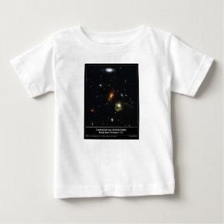 Gravitational Lens Bending Light Baby T-Shirt