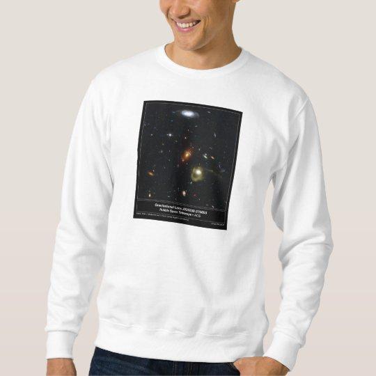 Gravitational Lens Bending Light Sweatshirt