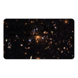 Gravitational Lens Business Card Template