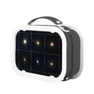 Gravitational Lens Candidates Yubo Lunchbox