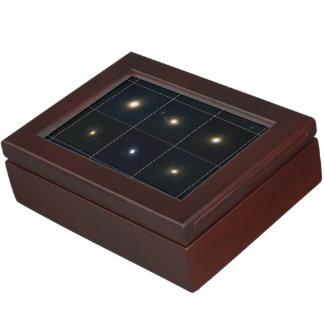 Gravitational Lens Candidates Keepsake Boxes