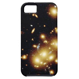 Gravitational Lens Captures Image of Primeval Gala iPhone SE/5/5s Case