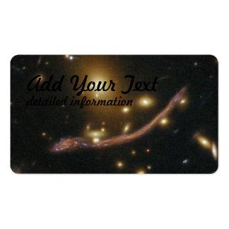 Gravitational Lens Detail in Abell 370 Business Card