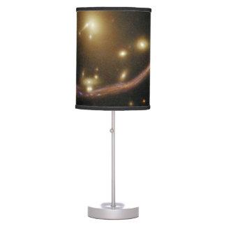 Gravitational Lens Detail in Abell 370 Table Lamp