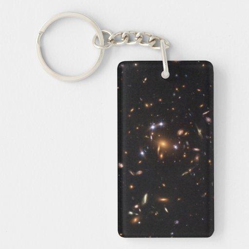 Gravitational Lens Key Chain