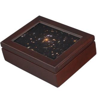 Gravitational Lens Memory Boxes