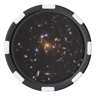 Gravitational Lens Poker Chips