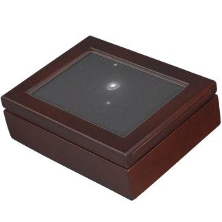 Gravitational Lens System Memory Box