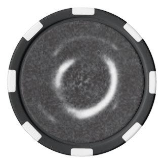 Gravitational Lens System SDSSJ0946+1006 (Zoom ont Poker Chips