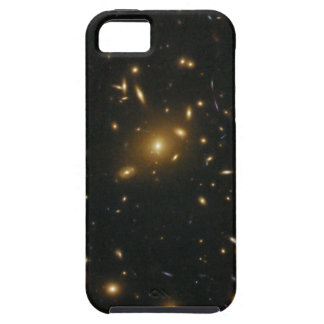 Gravitational Lensing in Galaxy Cluster Abell 370 iPhone SE/5/5s Case