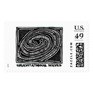 Gravitational Waves postage by ScienceFrontiers