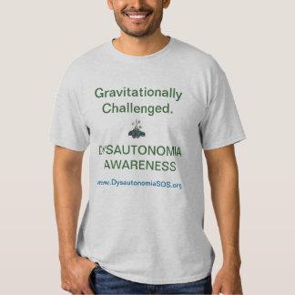 Gravitationally Challenged Tee