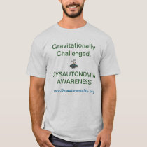 Gravitationally Challenged Tee