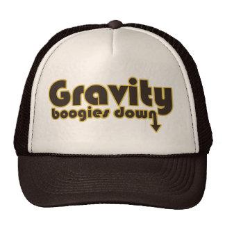 Gravity Boogies Down Trucker Hat