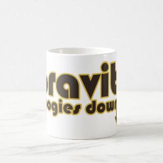Gravity Boogies Down Coffee Mug