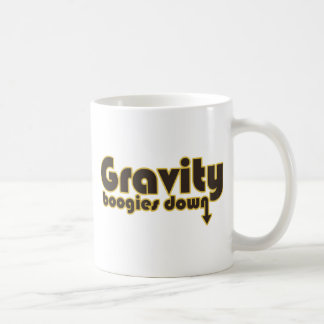 Gravity Boogies Down Mug