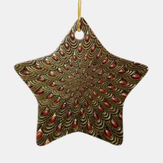 Gravity Ceramic Ornament