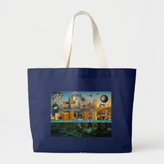 Gravity Confusion City Under Siege Bags