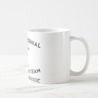 Gravity Denial Cliff Diving Team Coffee Mug