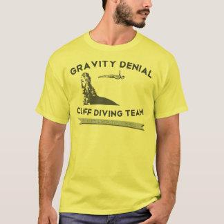 Gravity Denial Cliff Diving Team T-Shirt
