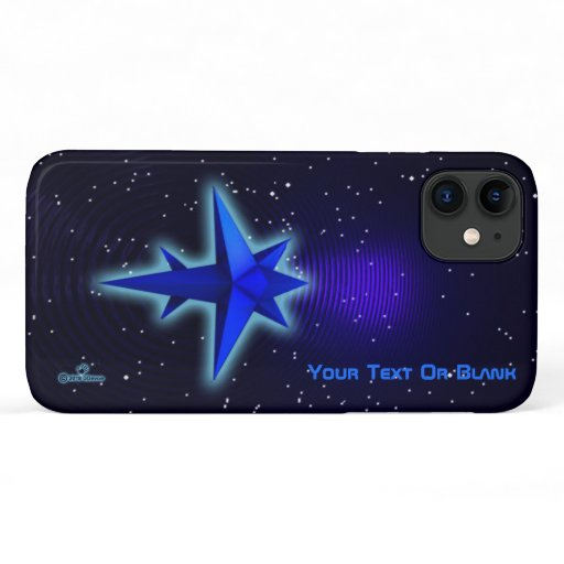 Gravity Drive Spacecraft iPhone 11 Case