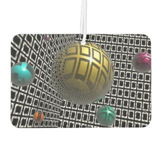 Gravity Free Spheres Car Air Freshener