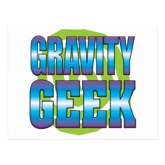 Gravity Geek v3 Post Cards