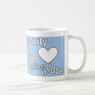 Gravity is not to Blame Coffee Mug
