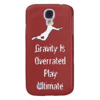 Gravity Is Overrated Samsung Galaxy S4 Cover