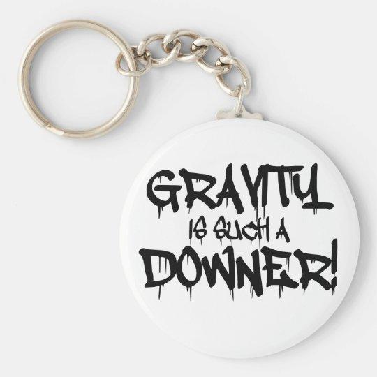 Gravity Keychain