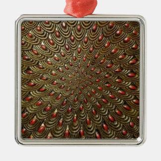 Gravity Metal Ornament