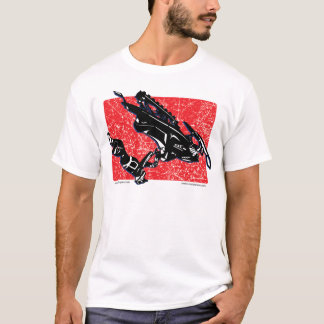 GRAVITY-SLED-in-RED T-Shirt