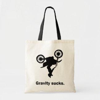 Gravity Sucks Dirt Bike Bag