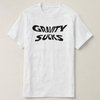 Gravity Sucks - Funny Physics Humor T-Shirt