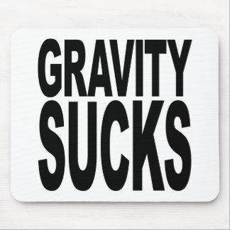 Gravity Sucks Mouse Pad