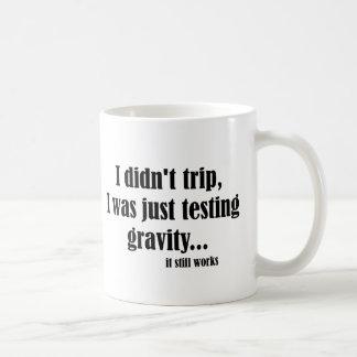 Gravity Works Coffee Mug